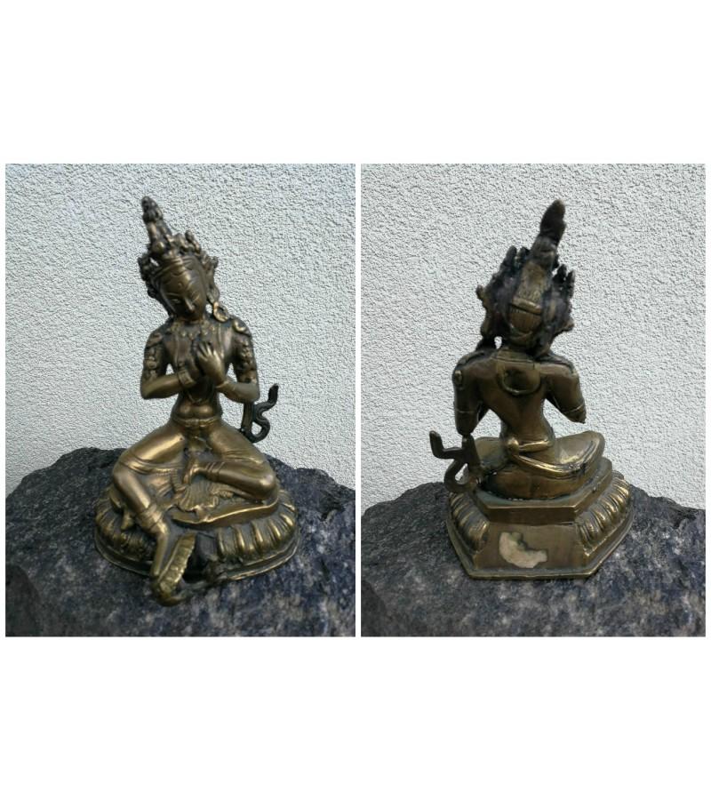 Indiska bronzine deives statula. Kaina 137