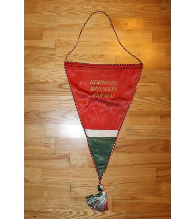Gairele Geriausiai apylinkes tarybai socialistinio teisetumo srityje. Kaina 21 Eur.
