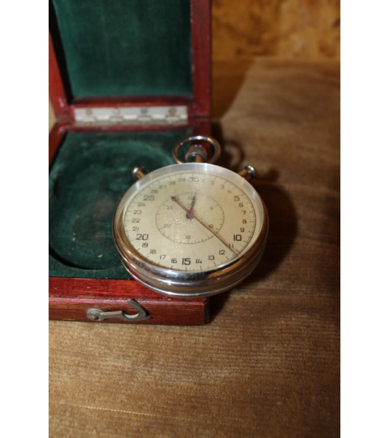 Didziulis chronometras. Kaina 42 Eur.