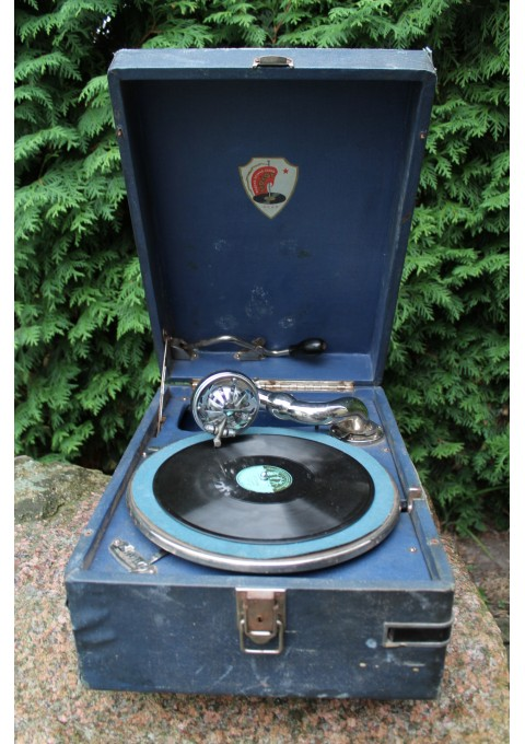Gramofonas, patefonas MOLOT. Kaina 62 Eur.