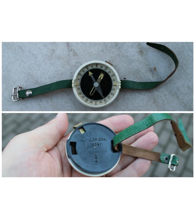 Kompasas, 1969 m. Kaina 16