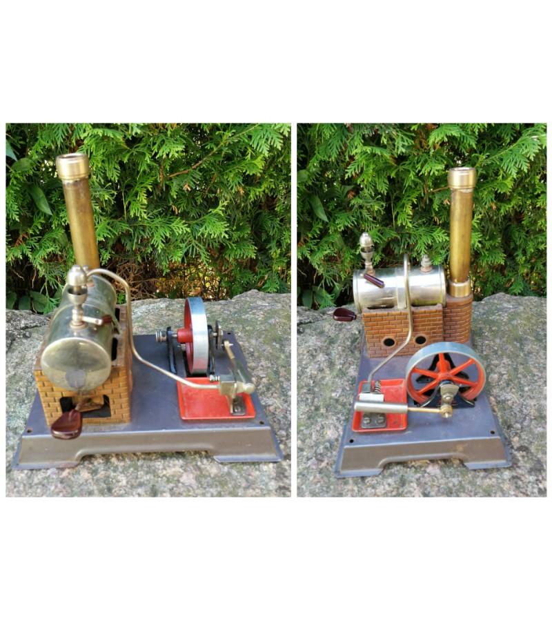 Industrinis modelis garo variklio. Kaina 97