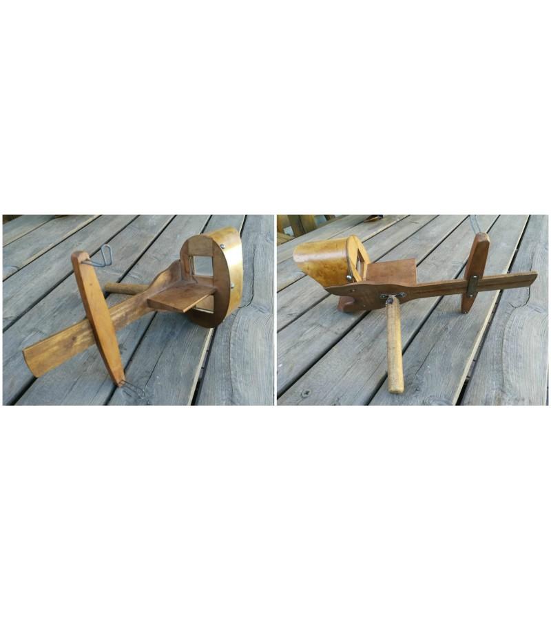 Antikvarinis stereoskopas. Kaina 82