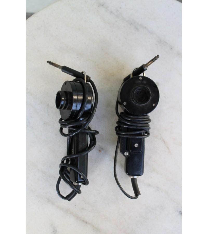 Mikrofon Oktava MRU-60. 1950 m. 2 vnt. Kaina po 27