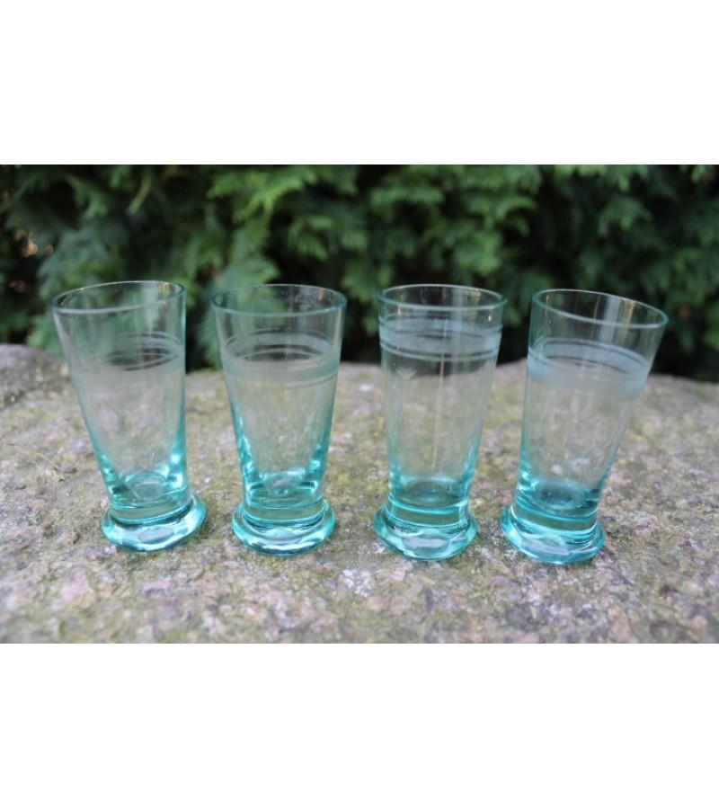 Senoviniai stikliukai, taurelės, LIKO 3 vnt. Kaina po 4