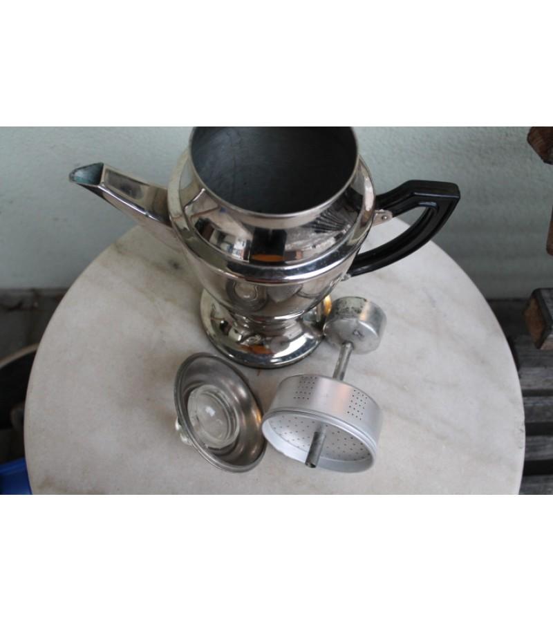 Elektrinis virdulys-perkoliatorius. Kaina 32 Eur.
