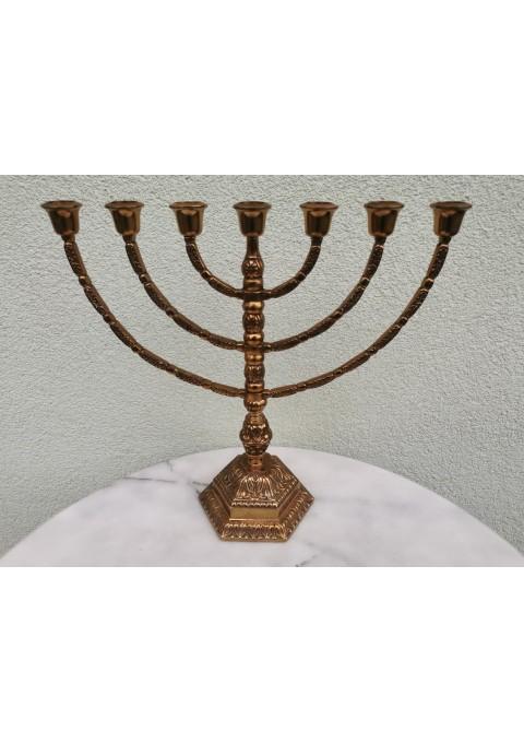 Menora žvakidė. Dydis: 36 x 36 cm. Kaina 62