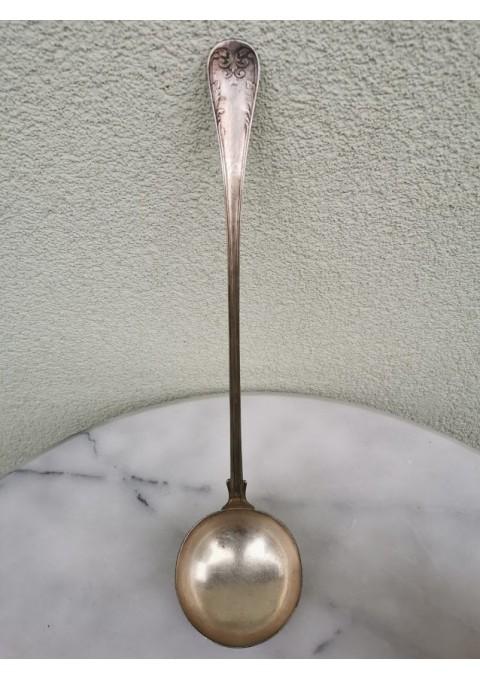 Samtis antikvarinis, sidabruotas, Kaina 12