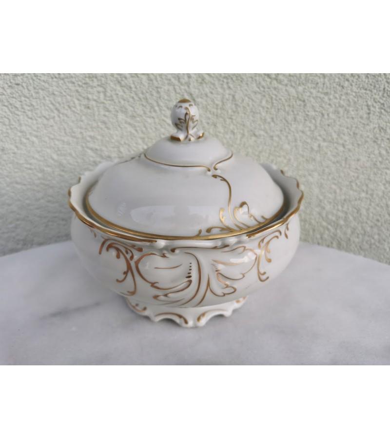 Indas, cukrinė porcelianinė. KPM Made in Poland. Kaina 21