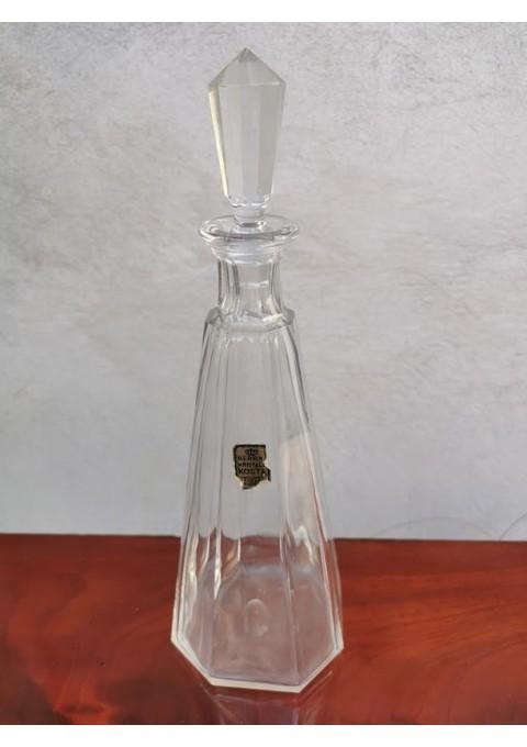 Grafinas krištolinis degtinei. Bergh kristall kosta lagligen skyddad modell. Kaina 42