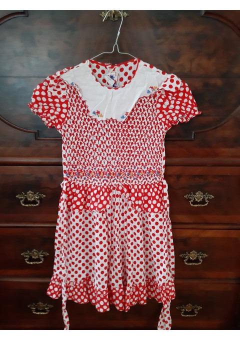 Suknelė tarybinių, sovietinių laikų. Kaina 23