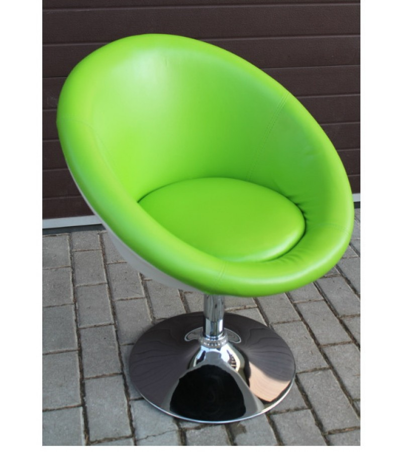 Krėsliukas, foteliukas Mid century modern style odinis. Kaina 72