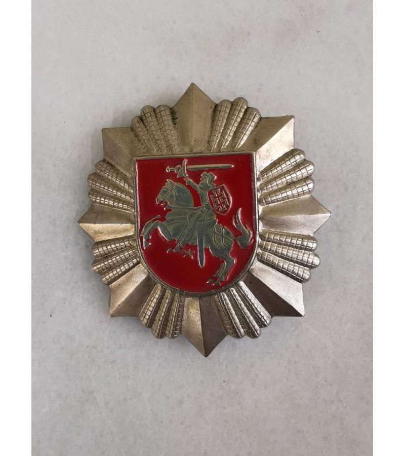 Kokarda lietuviška, apie 1992 m. Kaina 13