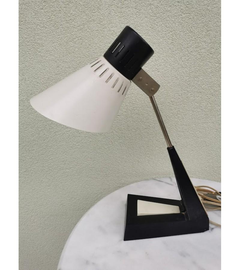 Stalinė lempa, šviestuvas tarybinių laikų, 1970 m. Veikianti. Kaina 22
