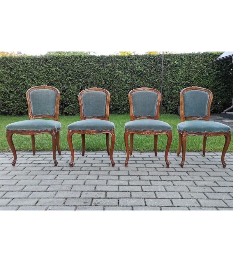 Kėdės antikvarinės, tvirtos ir patogios. 4 vnt. Kaina po 56