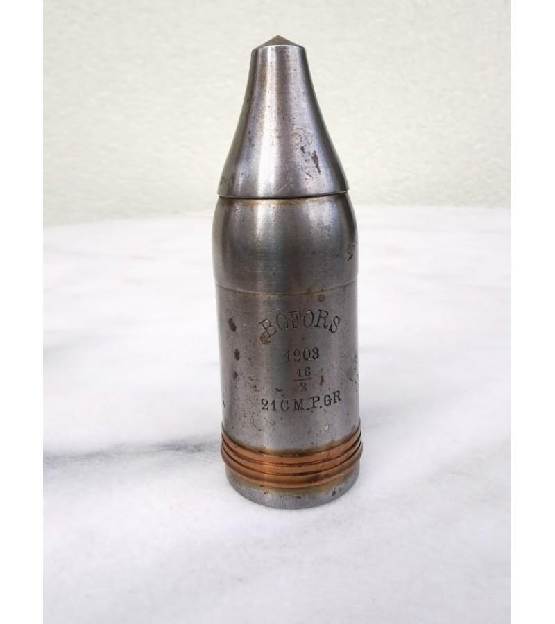 Sviedinio BOFORS 1903 maketas metalinis. Kaina 13
