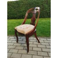 Kėdė, krėslas antikvarinis Gothenburg armchair. XIX a. Kaina 87
