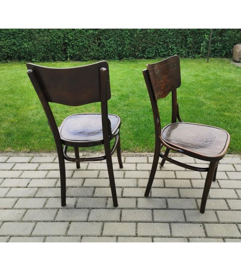 Kėdės THONET originalios, antikvarinės. Tvirtos. Kaina po 38