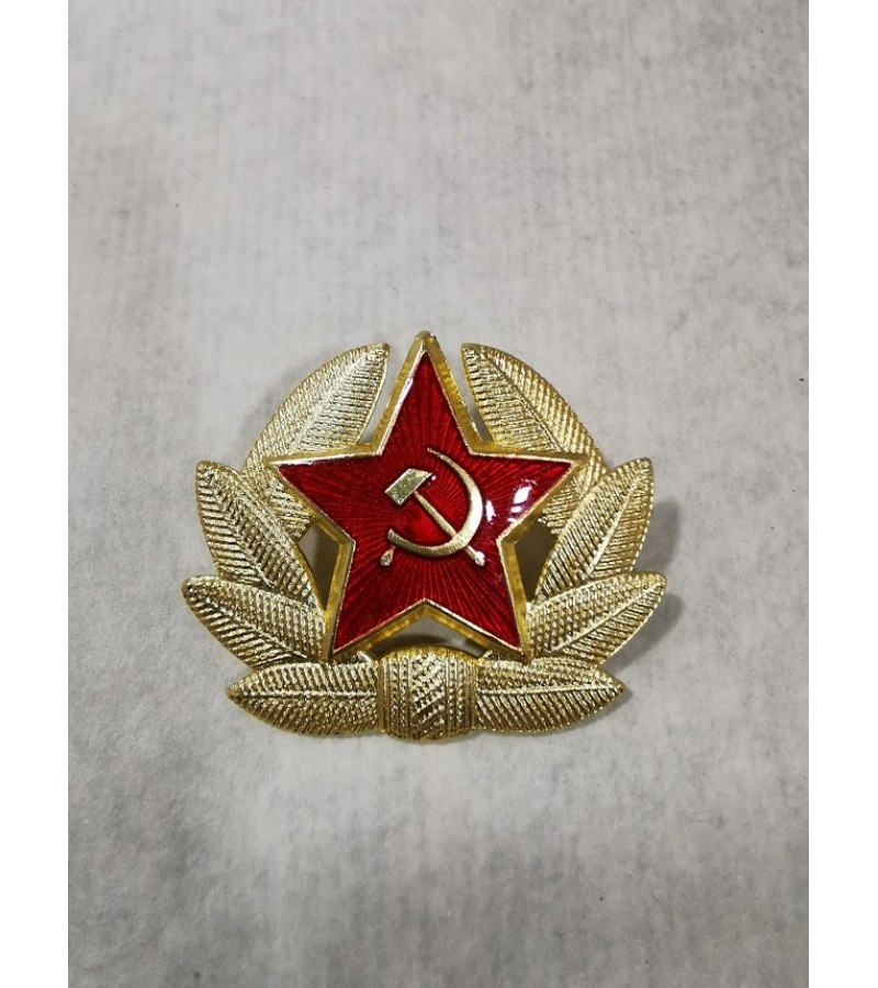Kokarda tarybinė, sovietinė. Nenaudota. 2 vnt. Kaina po 11