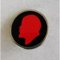 Ženklelis Lenin, tarybinių laikų. 2 vnt. Kaina po 17