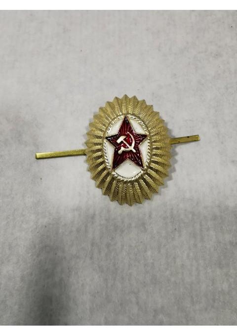 Kokarda tarybinė, sovietinė. Nenaudota. 2 vnt. Kaina 11