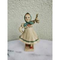 Lėlė linguolė antikvarinė. Vokietija. Kaina 42