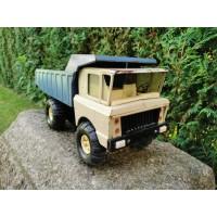 Skardinis sunkvežimis taybinis, sovietinis, didelis. Žiguli logotipas. Kaina 135