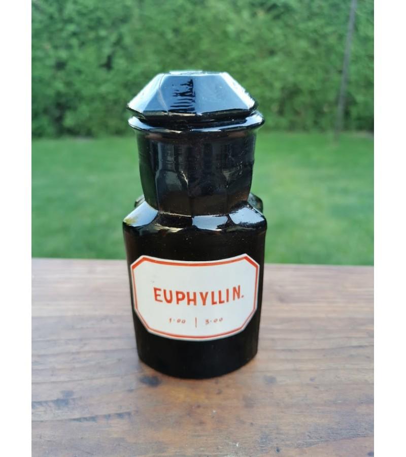 Antikvarinis vaistines, vaistų butelis. Kaina 18