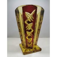 Vaza antikvarinė, tarpukario, Art Deco stiliaus. Kaina 38