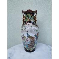Vaza antikvarinė, rytietiška. Kaina 78