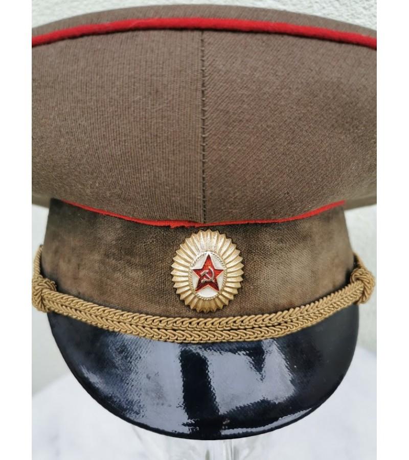 Kepurė uniforminė tarybinė. Kaina 28