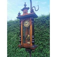 Laikrodis antikvarinis Gustav Becker. Veikiantis, patikrintas laikrodininko. Kaina 193