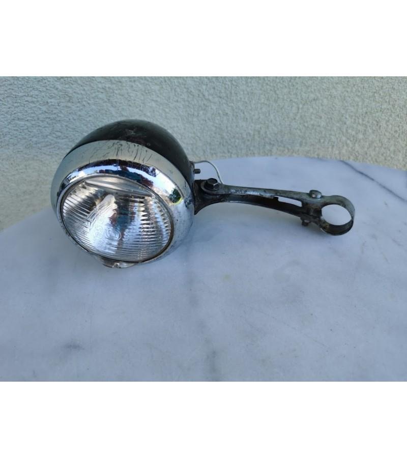 Dviračio lempa, žibintas BOSCH Germany Importe D'allemagne Rotodyn. 1940-50 m. Kaina 22