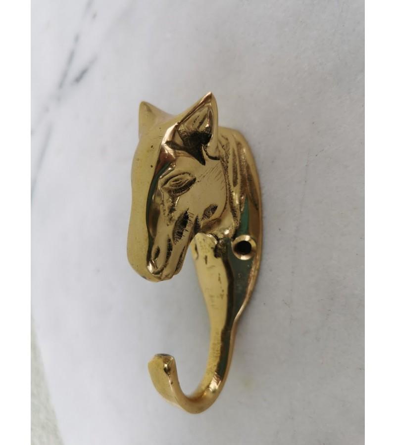 Kabykla - bronzinis arkliukas. Kaina 12