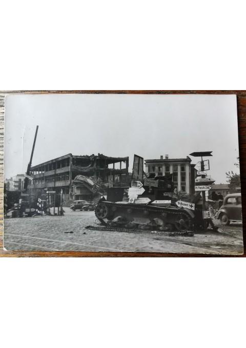 Nuotrauka II PK Pamuštas tankas. Kaina 12