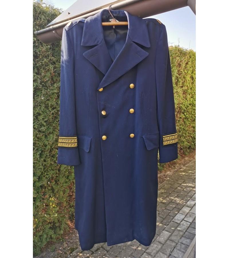 Uniforminis kapitono apsiaustas. Kaina 32