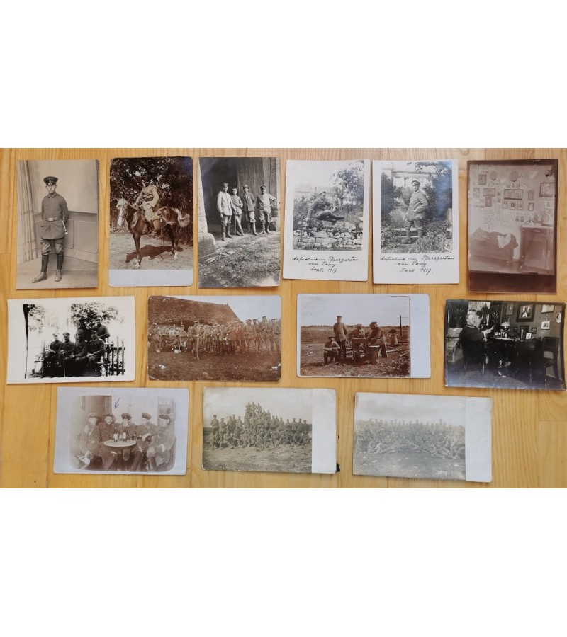 Nuotraukos 1917 m., rastos Kaune. Kaina nuo 2 iki 6 eurų.