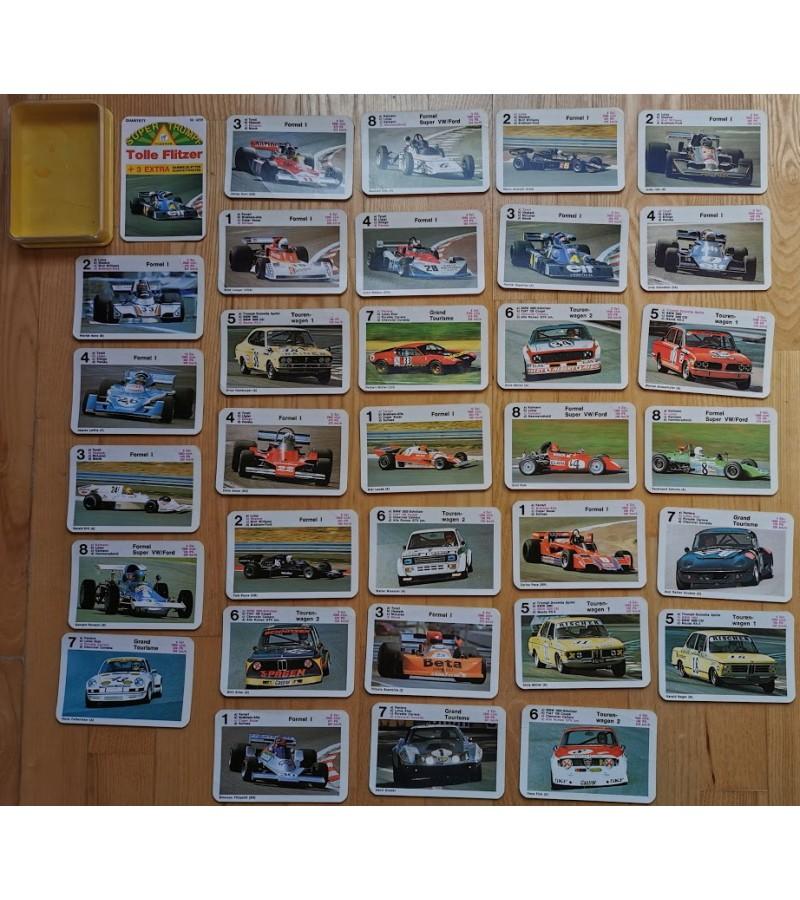 Kortos kolekcinės, vintažinės. Vokietija. Kortų žaidimas. Kaina 12
