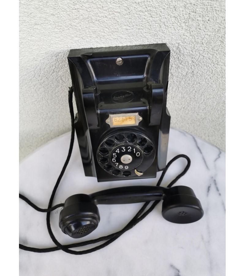Telefonas pakabinamas, antikvarinis Ercsson LM. Kaina 142