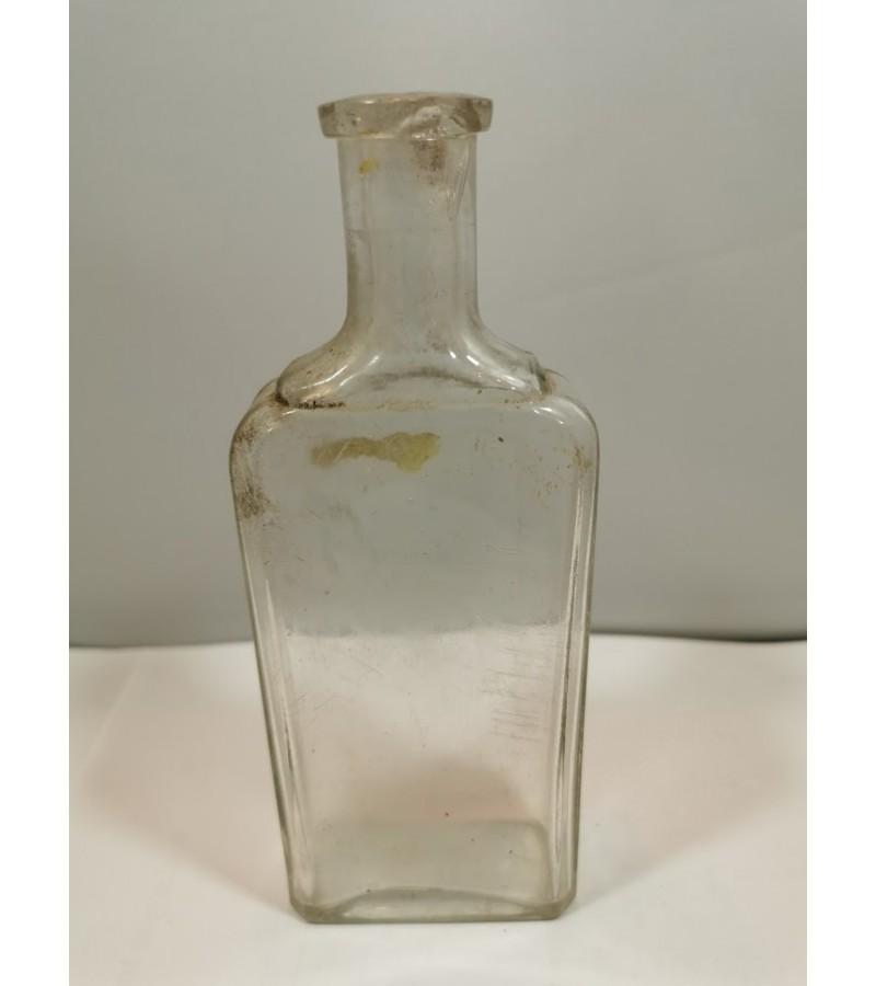 Buteliukas antikvarinis vaistinės. Kaina 3