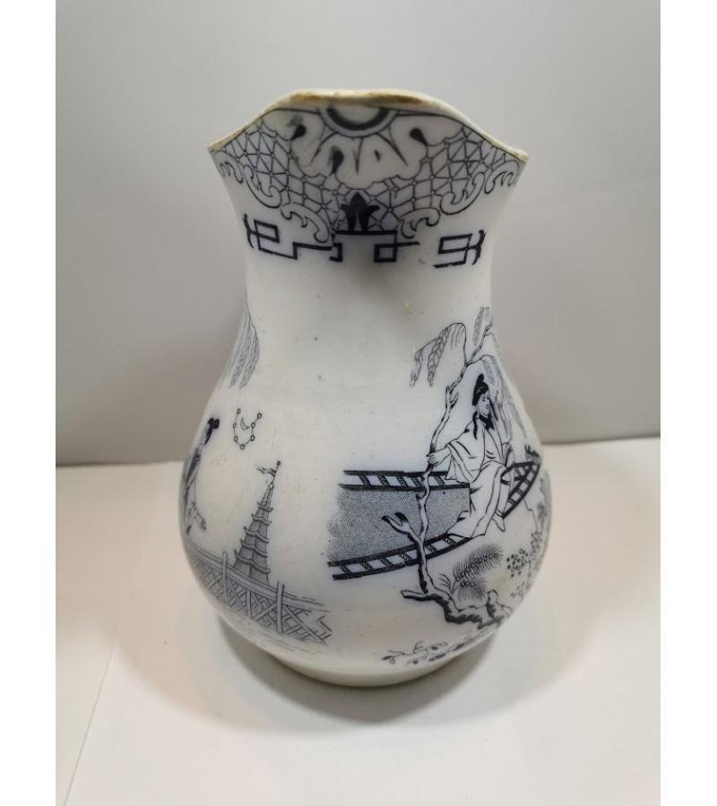 Ąsotėlis, pagamintas 1862 - 1880 m. laikotarpiu, TIMOR PETRUS REGOUT MAASTRICHT. Olandija. Kaina 36